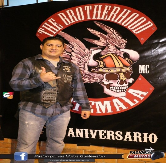 THE BROTHERHOOD MC CELEBRÓ SU CUARTO ANIVERSARIO