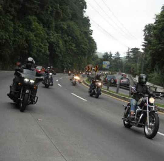 Ride de Independencia HOG 2014