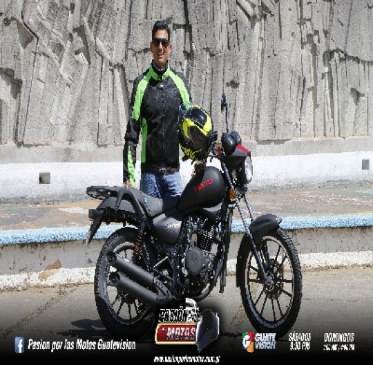 TEST RIDE VENTO REBELLIAN 200 C.C