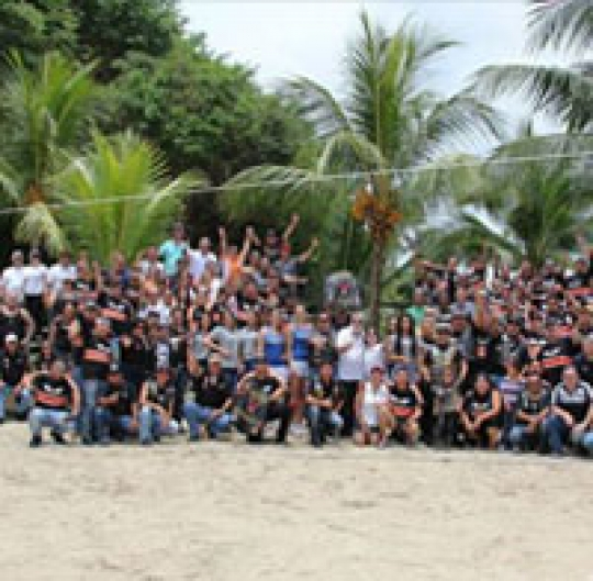 Quinto Rally Internacional Aventura Tropical 2014