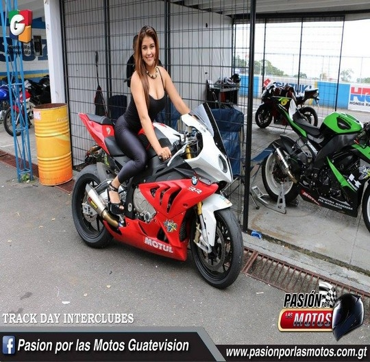 TRACK DAY INTERCLUBES