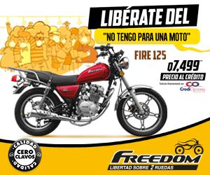 Click Aquí - Freedom