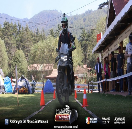 GS TROPHY QUALIFIER GUATEMALA 2019 MAKE LIFE A RIDE