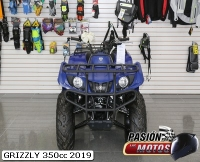 YAMAHA GRIZZLY 350 2019