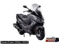 KYMCO DOWNTOWN 350CC
